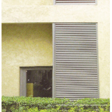 89mm Shutters Solid Wooden Shutters (SGD-S-6048)